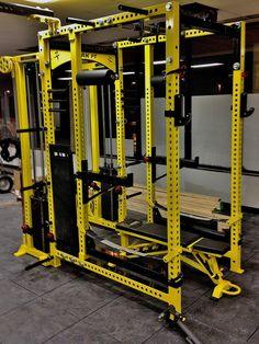 Strength training: diy strength training gear power rack