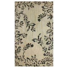 Winchester Plush Knit Taupe (Brown) 1 ft. 10 in. x 4 ft. 8 in. Accent Rug