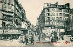 rue du Faubourg-du-Temple - Paris 10ème/11ème