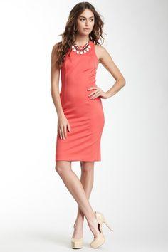 Jessica Simpson Cutout Back Dress @HauteLook