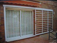 New Ideas Exterior Shutters Modern Window Window Grill Design Modern, Window Design, Door Design, House Design, Dream Home Design, My Dream Home, Louvre Windows, Balcony Grill, Wooden Sliding Doors
