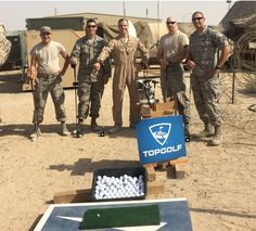 Global sports entertainment leader Topgolf is putting its gently used golf equipment to good use. Today the company formally announced its partnership with Bunkers in Baghdad a New York-based charitable organization that ships supplies to overseas troops seeking leisure-time entertainment and/or physical rehabilitation. In 2016 Topgolf donated 11000 left- and right-handed golf clubs 600 yards of turf squares and 21000 golf balls to the charity. Topgolf will continue this equipment recycling…