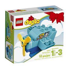 LEGO DUPLO My First Plane 10849 Building Kit #LEGO