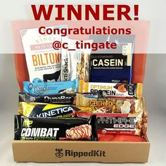Congratulations @c_tingate, enjoy your free August box!  For your chance to win our September box for free, join the updates list on our website if you haven't already 👍