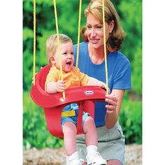 "Little Tikes High Back Toddler Swing - Little Tikes - Toys ""R"" Us"