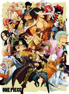 One Piece World!