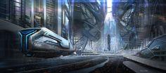Art-Spire, Source d'inspiration artistique | Les oeuvres de science-fiction de…
