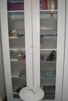 ferret cage on pinterest ferret toys funny ferrets and cute ferrets. Black Bedroom Furniture Sets. Home Design Ideas