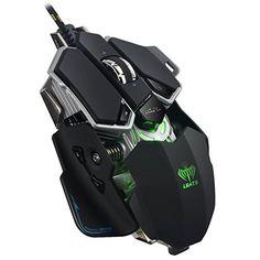 LBATS Professional Gaming Mouse (Black) LBATS