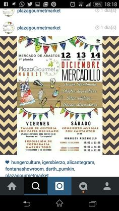 Expertos en tarjetas handmade crafts and business cards maana estoy de vuelta en plaza gourmet market en la plaza de abastos de ponferrada reheart Images