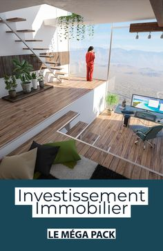 Our complete pack for real estate investment - Haleigh Linner Design Villa Moderne, Modern Villa Design, Contemporary Architecture, Interior Architecture, Conception Villa, Container Architecture, Container House Design, Facade House, Beautiful Places To Visit