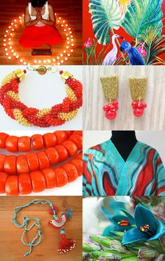 Gorgeous red by Ioana on Etsy--Pinned with TreasuryPin.com