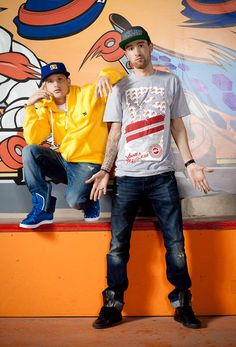 Picture: Rob Dyrdek and Chris 'Drama' Pfaff in 'Fantasy Factory.' Pic is in a photo gallery for Chris 'Drama' Pfaff featuring 12 pictures.