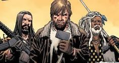 Fangirl Review: The Walking Dead Vol. 19: March to War Review