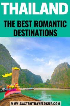Romantic places in Thailand - #bangkok #watarun #thailand #islands #beach #chingmai #gastrotravelogue #honeymoon #romantic #kohsamui #kohlantra #huahin #travel #krabi