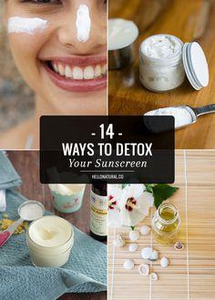 14 Natural Sunscreen Picks