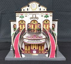 "Department 56 Christmas in the City Series ""The Majestic Theater"" LTD #56.58913"