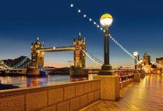 Tower Bridge LONDON   Wall Mural Wallpaper