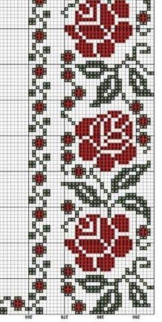 Cross Stitch Floss, Cross Stitch Bookmarks, Cross Stitch Borders, Cross Stitching, Cross Stitch Patterns, Tatting Patterns Free, Native Beading Patterns, Beaded Embroidery, Embroidery Patterns
