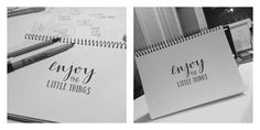 DIY Hand Lettering For Beginners by Brigid Donelly – STYLE CURATOR