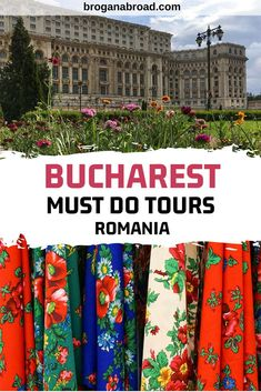 Must-Do Tours of Bucharest, Romania Travel Through Europe, Europe Travel Guide, Travel Guides, Travel Abroad, New Travel, Shopping Travel, Travel Plan, Beach Travel, Budget Travel