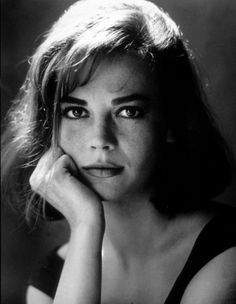 Natalie Wood. My late aunty looked startlingly like her when she was young.