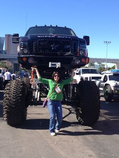 Ford F-350 Lifted by Sara!