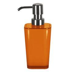 Zásobník na tekuté mydlo Easy Orange | Bonami