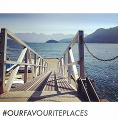 Monday got you down? Take mental vacation to #ourfavouriteplaces. It's warm, sunny and your boat should be here any minute to transport you to a beautiful island destination.