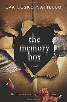 Join us as we kick off an online book club with Eva Natiello's The Memory Box!  We'd love YOU to join us!