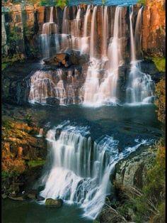 Cataratas de Ebor. Australia.
