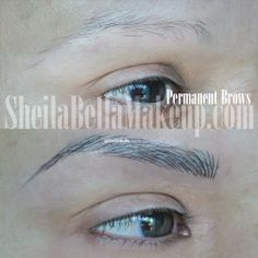 FAQ: Does permanent makeup hurt? ANSWER: Micropigmentation has made leaps in the area of numbing. A top of the line topical anesthetic is used to maximize reduction of any discomfort. There's nothing to worry about. We believe our numbing process is as good as it gets. We hear it daily from clients that it was no more painful than having your eyebrows tweezed. You can check out our latest news and other frequently asked questions at www.SheilaBellaMakeup.com!