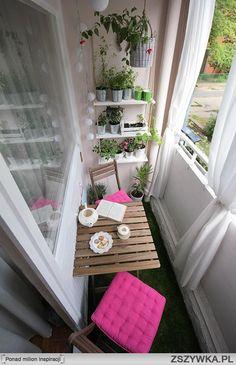 Przyszły balkon?