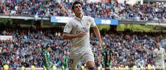 Alvaro Morata no falla en la Liga