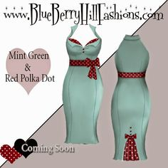 Blueberry Hill Fashions : Rockabilly Clothing | New Designs | Blueberryhillfashions.com