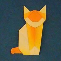 Florence Temko origami
