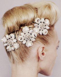 Chanel haute couture. TopShelfClothes.com