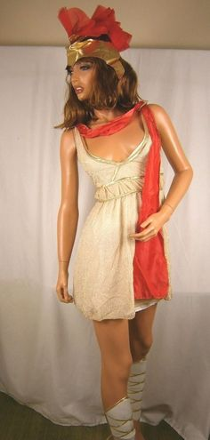Caifornia Costume Adult Women's Woman of Troy Costume Large 547A 2401 #Disguise #WomanofTroy
