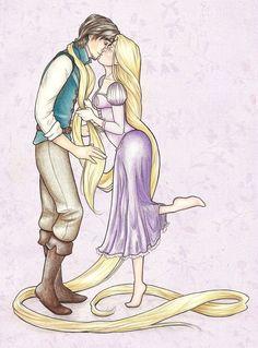 Rapunzel & Flynn