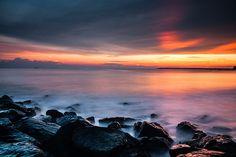 Acheh Beach, Pulau Indah Sunset