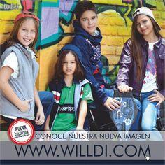 Te invitamos a visitar nuestra pagina web www.willdi.com donde encontras nuestra nueva colección. #WilldiCrecemosContigo