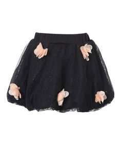 Look what I found on #zulily! Blue Sparkle Floret Skirt - Infant, Toddler & Girls by Richie House #zulilyfinds