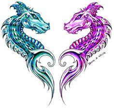 dragon heart drawings - Iskanje Google