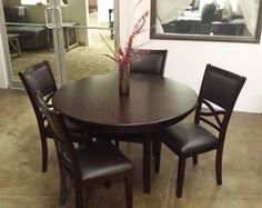 5 piece dining room set under $300??? Yes and we have other styles!