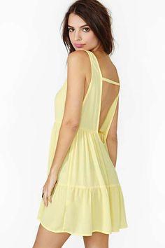 Eternal Sunshine Dress