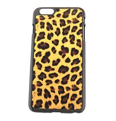 Fashion cute dark Leopard skin (pleather) animal print iPhone 6 Plus protective shell case for perfect cover and fit BlingKicks http://www.amazon.com/dp/B00R260KBO/ref=cm_sw_r_pi_dp_7cOVub04671ZT&keywords=iphone+6+case