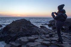 Sentirse dueño de la calzada del gigante en Irlanda del Norte es posible