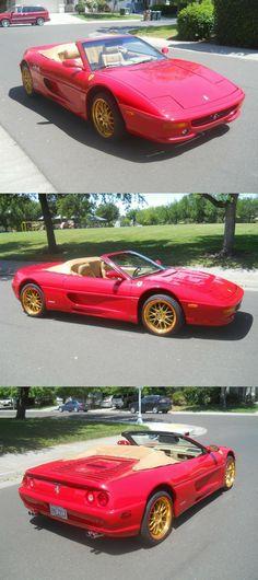 1988 Pontiac Fiero Ferrari For Sale, Pontiac Fiero, New Tyres, Rear Window, Automatic Transmission, Convertible, Infinity Dress