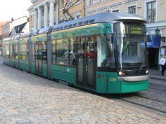 helsinki tram