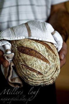 Millers loaf na zakwasie
